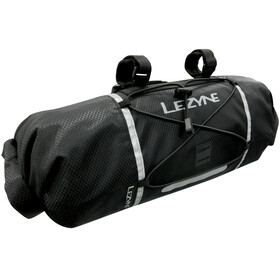 Lezyne Bar Caddy Handlebar Support Bag, black